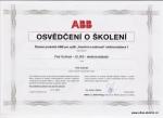 Osvědčení ABB Komfort